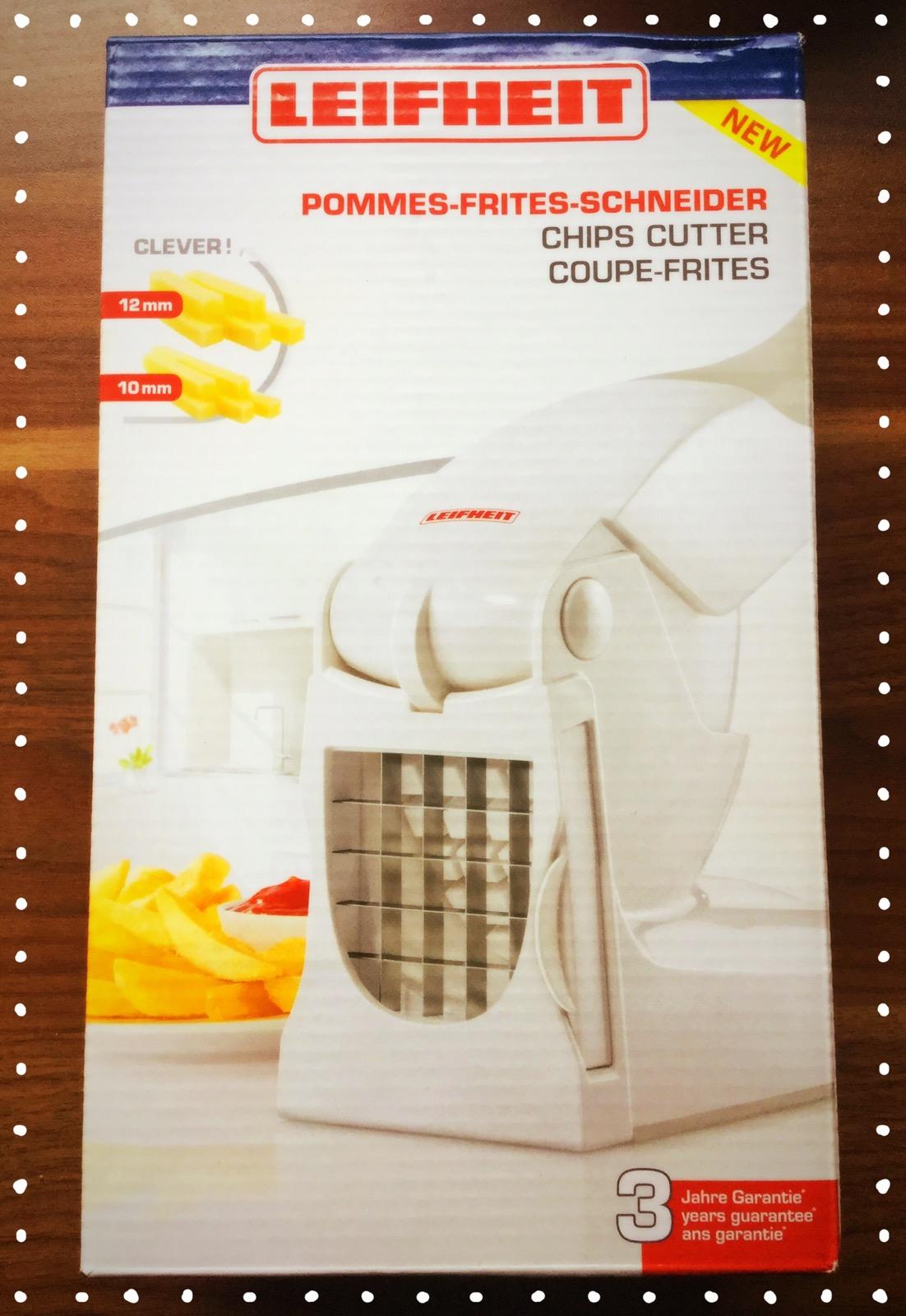 leifheit pommes schneider art. Black Bedroom Furniture Sets. Home Design Ideas