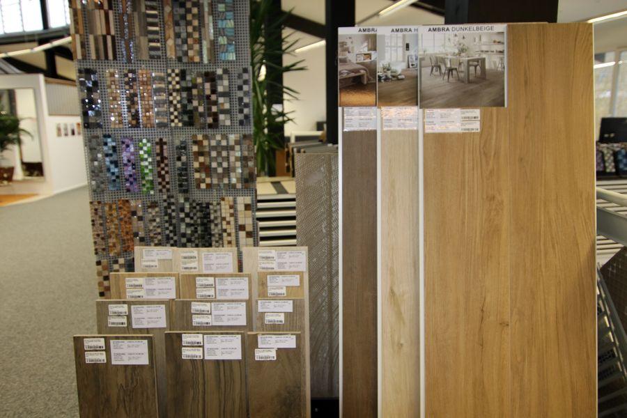 Mosaikfliesen, Sockel, Bodenbeläge