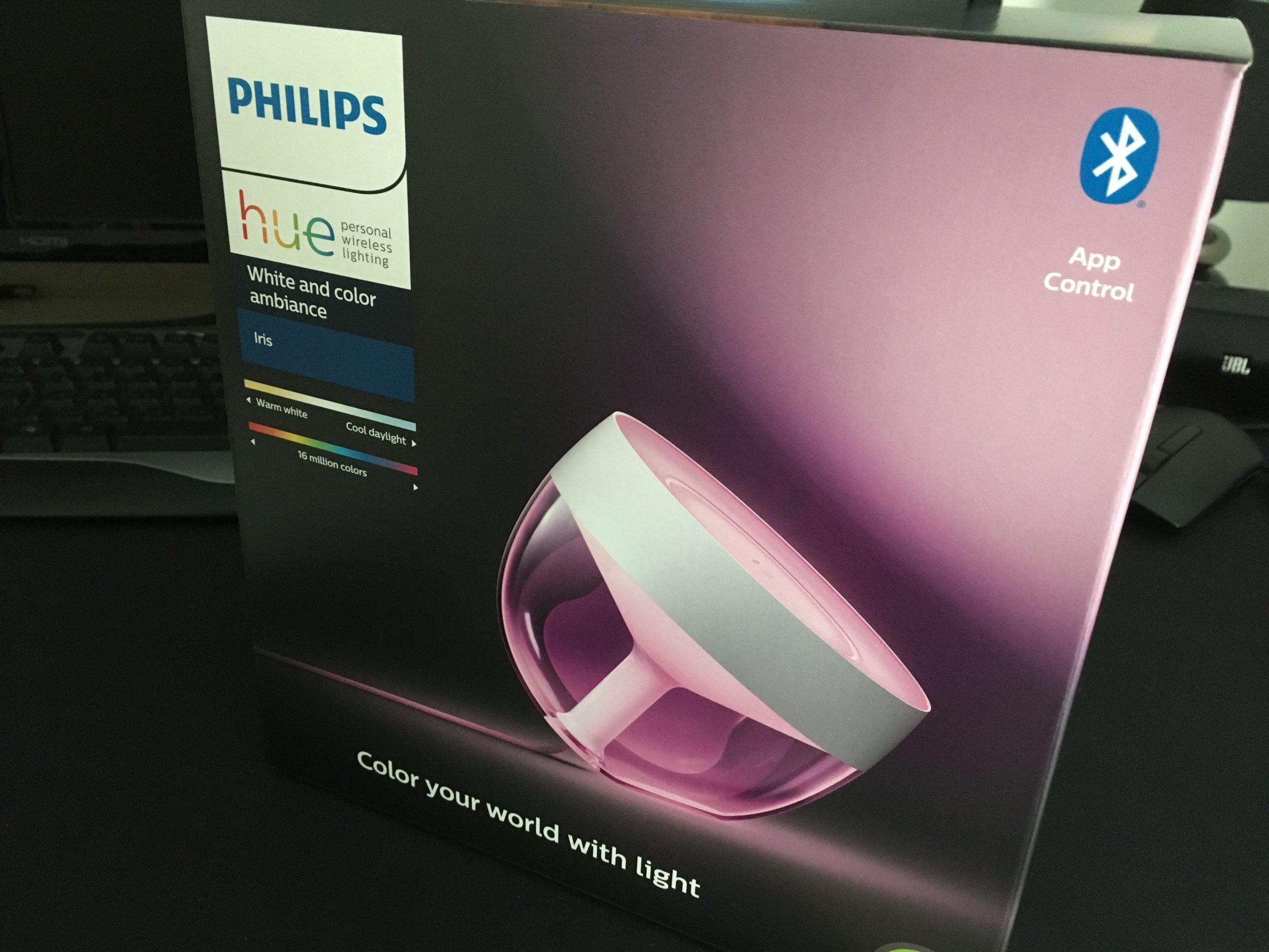 Philips Hue Iris